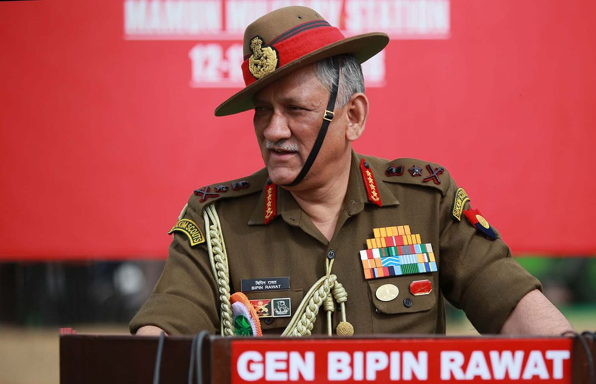 Any misadventure by Pakistan Army will be repelled with punitive response: Army chief