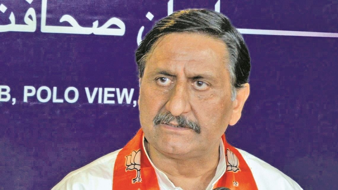 Sufferance in J&K deserves top attention: Chrungoo