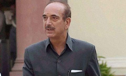 Restore Statehood before polls in J&K: Azad urges PM