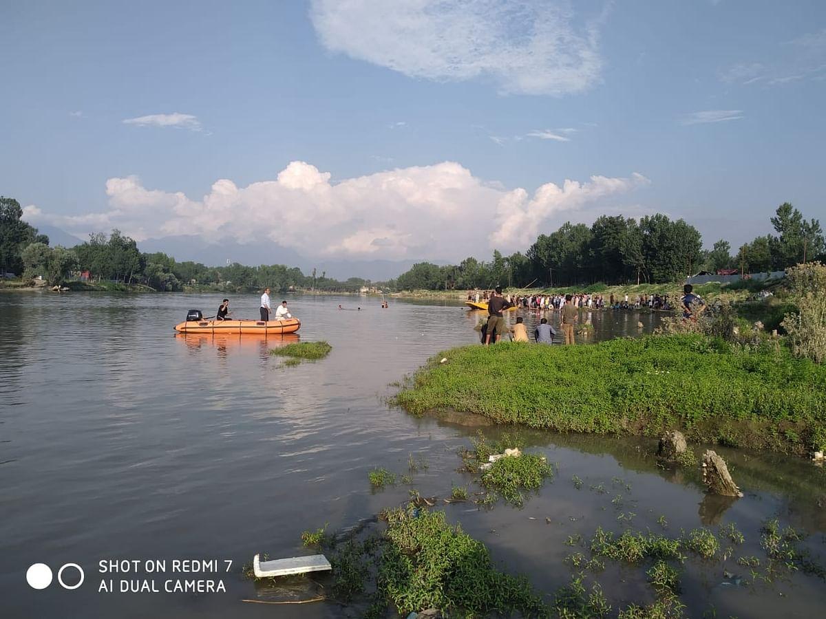 2 boys drown in Jhelum at Sumbal