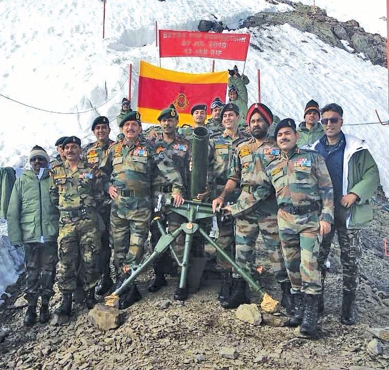 Operation Vijay: Army organise commemorative trek to Batra Top, Tiger Hill