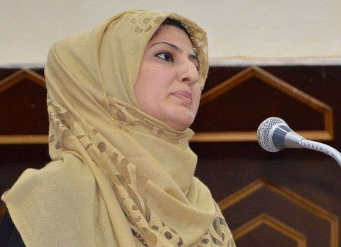 Former MLC Dr. Shehnaz Ganai resigns from National Conference