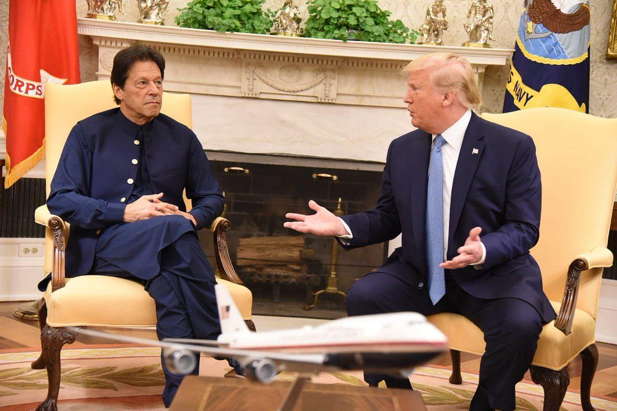 Trump offers to mediate on Kashmir