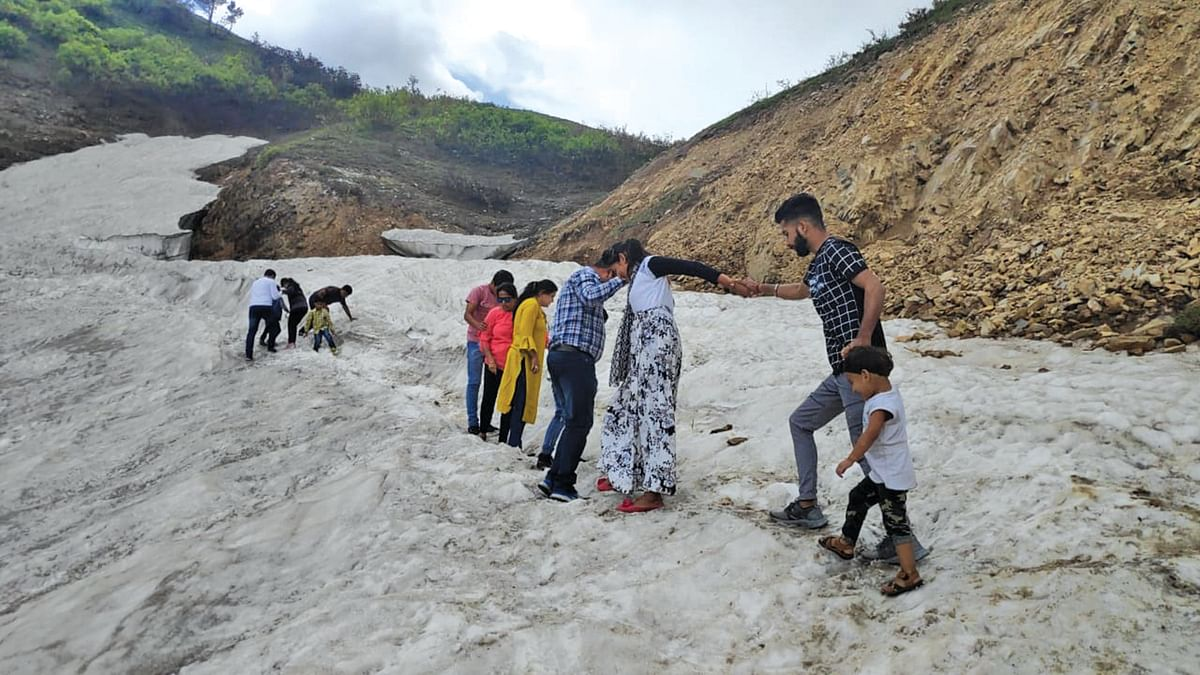 With heat wave in plains, Bhadarwah witnesses sudden influx of tourists