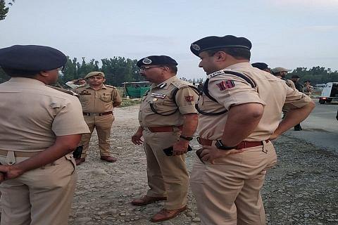 DGP Singh takes stock of yatra arrangements