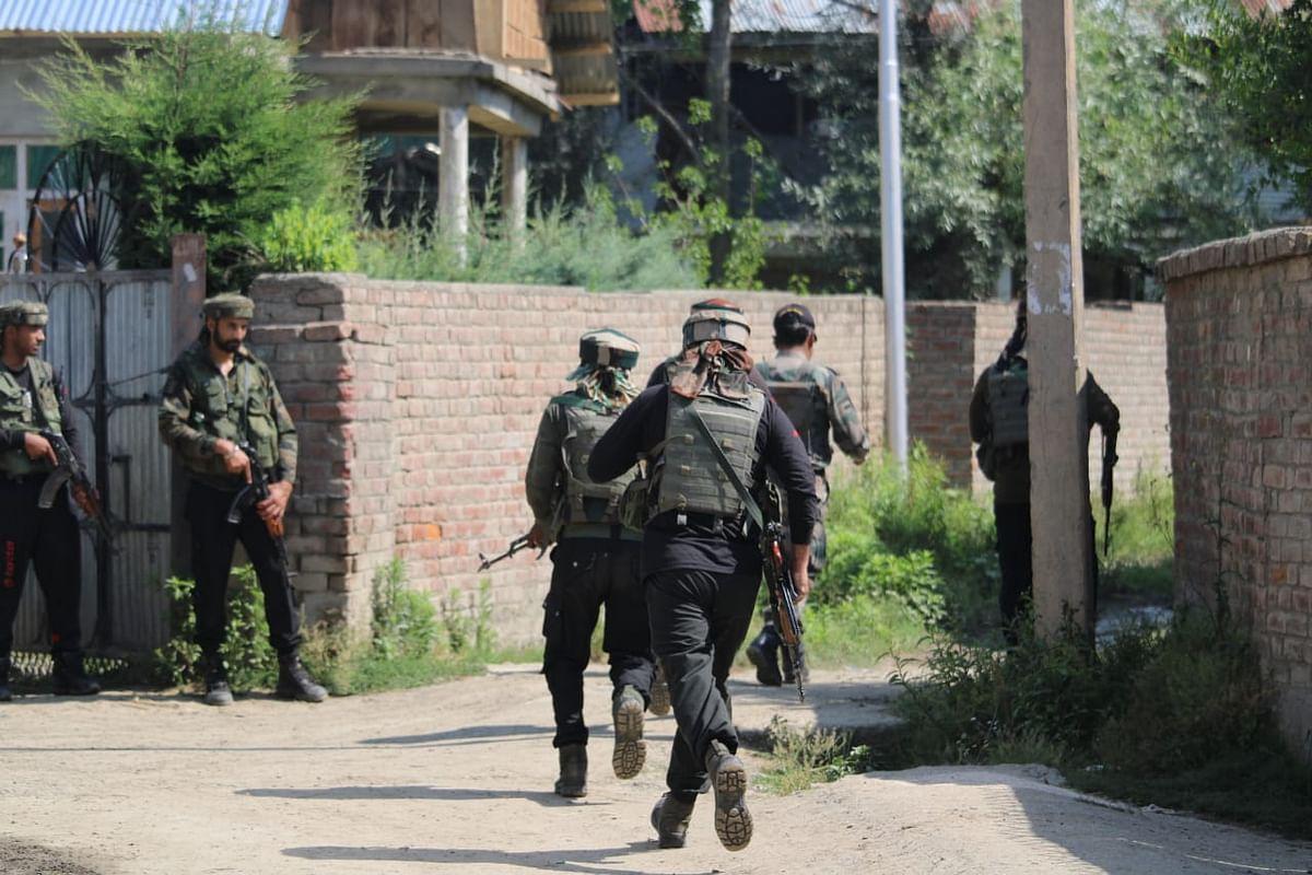 LeT militant killed in Sopore gunfight: Police