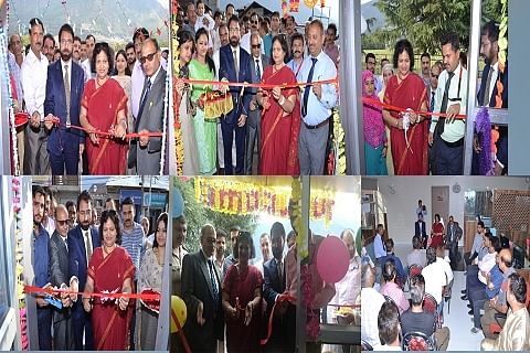 J&K Bank opens 6 ATMs, inaugurates new branch premises in Kishtwar
