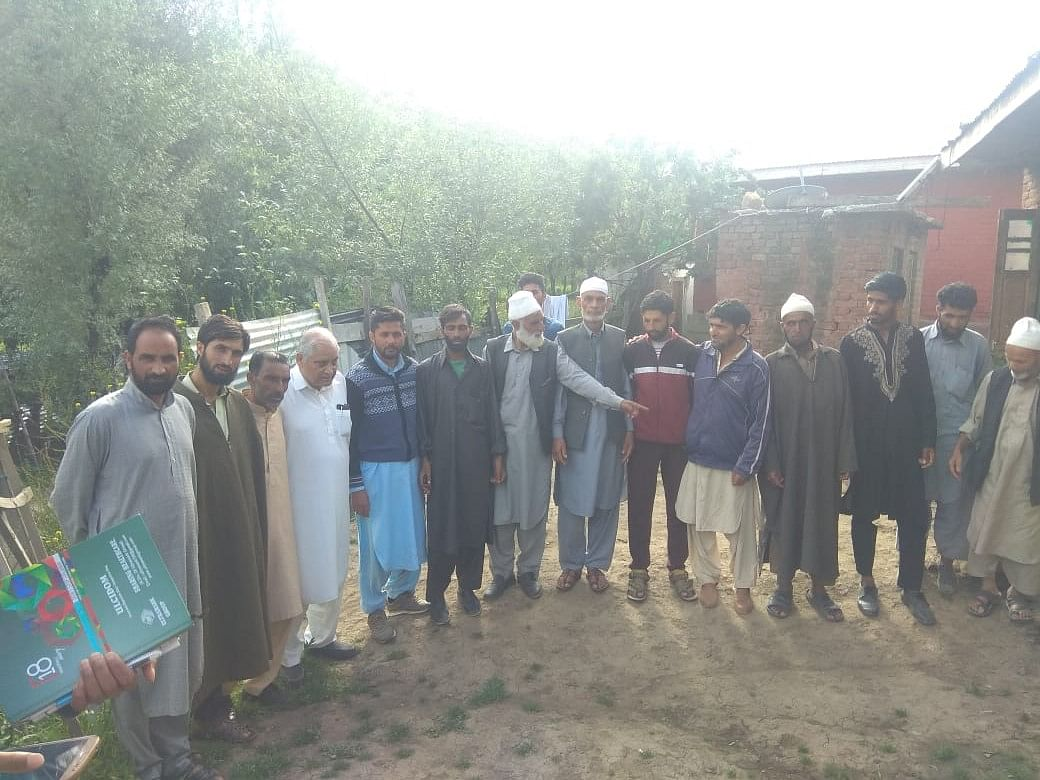 JKPM widens public outreach in Chrar-e-Sharief
