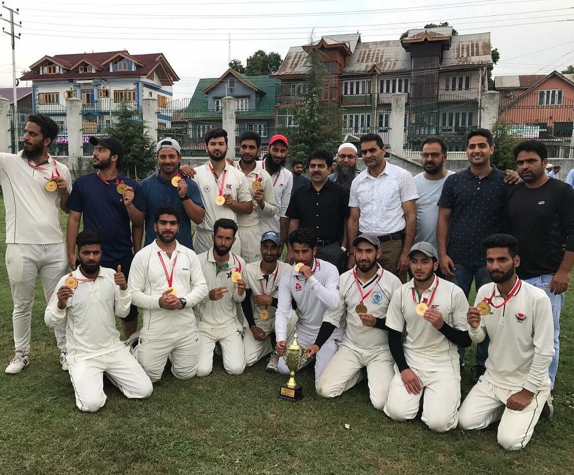 North Campus wins KU's inter-deptt cricket tournament