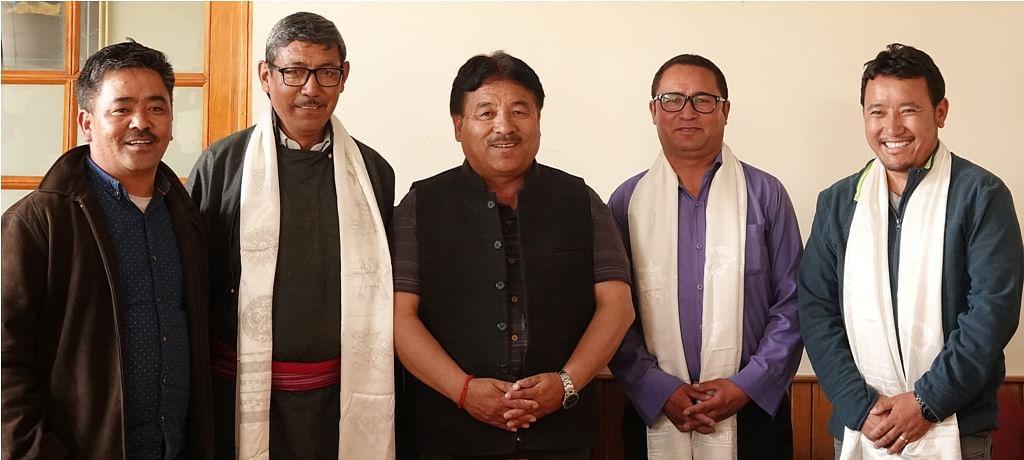 CEC LAHDC Leh appoints Executive Councilors
