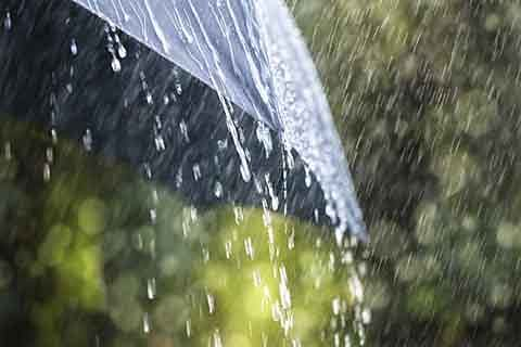 MeT predicts light rains for 2 days