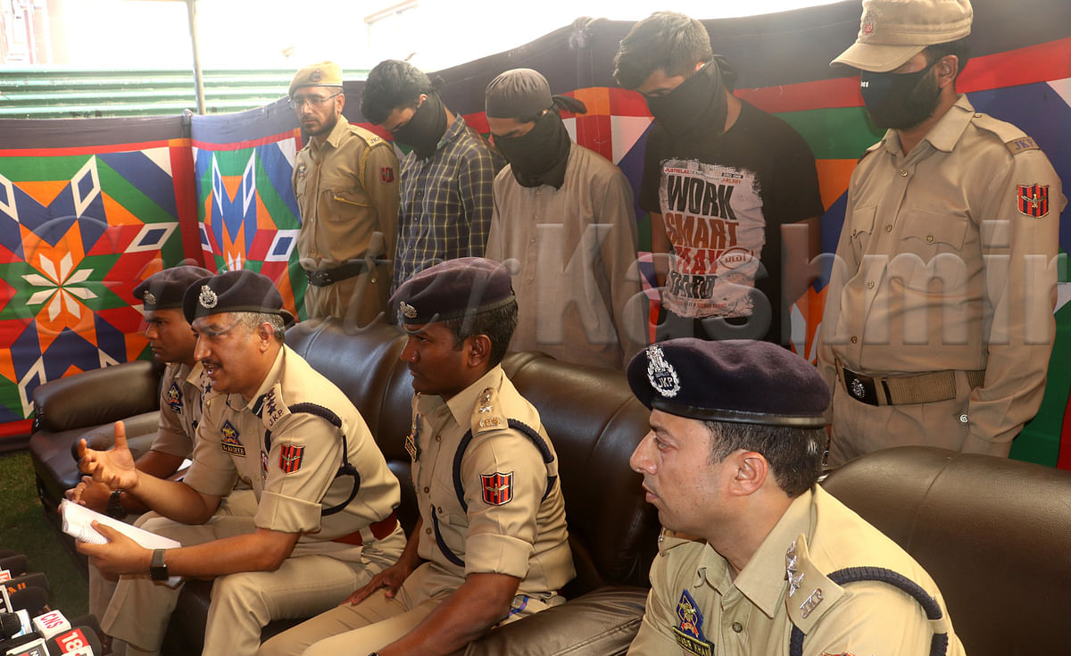 3 militants involved in Jammu bus stand, Chanapora attacks arrested: Police