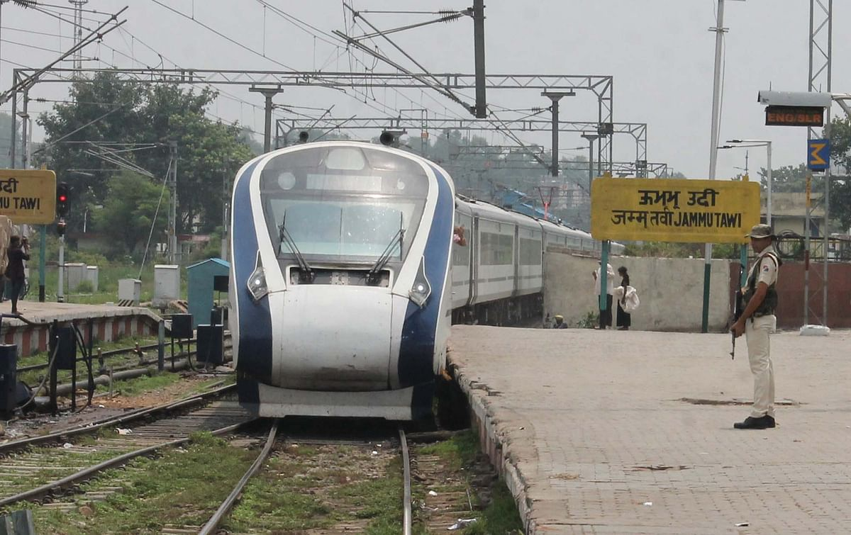 Vande Bharat Express completes test-run in 8 hours
