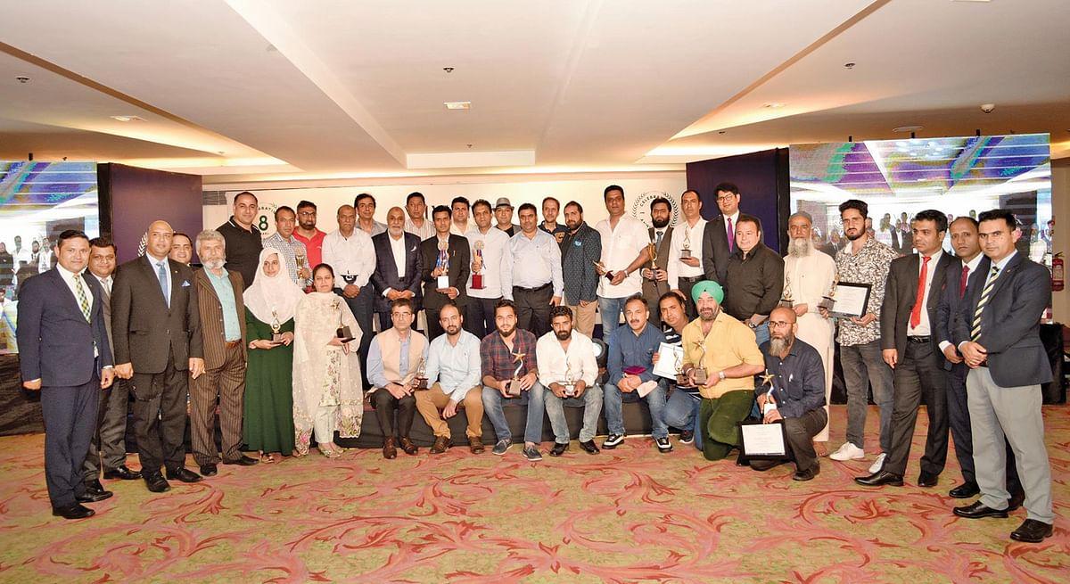 Vivanta Hotel holds tourism promotion award ceremony