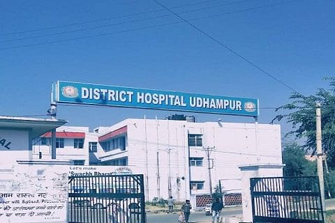 District Hospital Udhampur becomes first JK hospital to get NQAS Certification