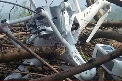 Police seize camera-fitted drone hovering over Kishtwar jail