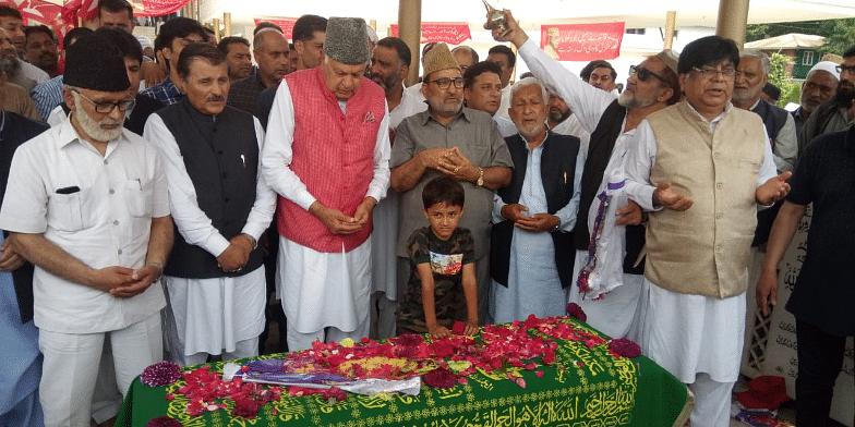 Kashmir a political issue, needs a political solution: Farooq Abdullah