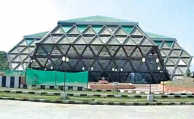 SK Indoor Stadium converted into COVID-19 centre