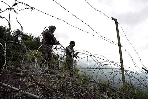 Two army soldiers injured in Pak firing along LoC in J-K's Rajouri