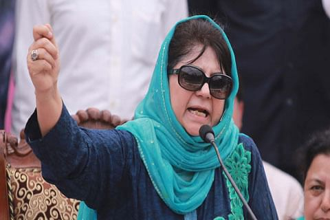 Mehbooba Mufti set free after 14-month detention, says 'none of us can forget August 5 robbery and insult'