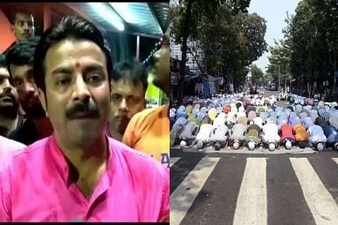 Hanuman Chalisa recited on UP road to oppose namaaz on streets