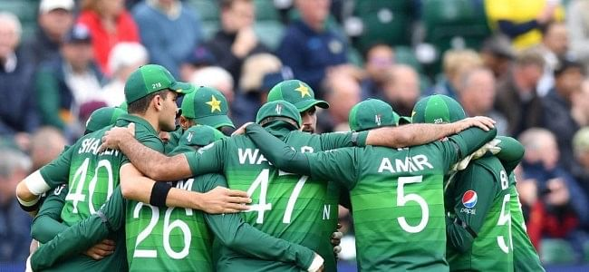 Seven more Pakistani cricketers test positive for COVID-19