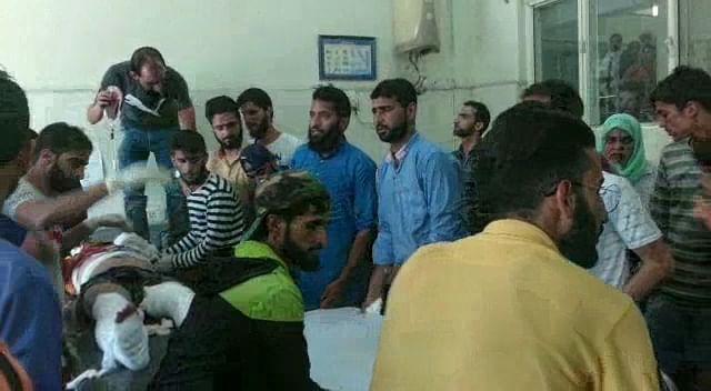 Scrap dealer injured in mysterious blast in Pulwama