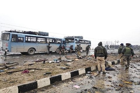 99 attacks by militants on Army in JK since 2016: Govt