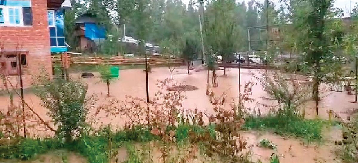 Woman killed in Kupwara flash floods