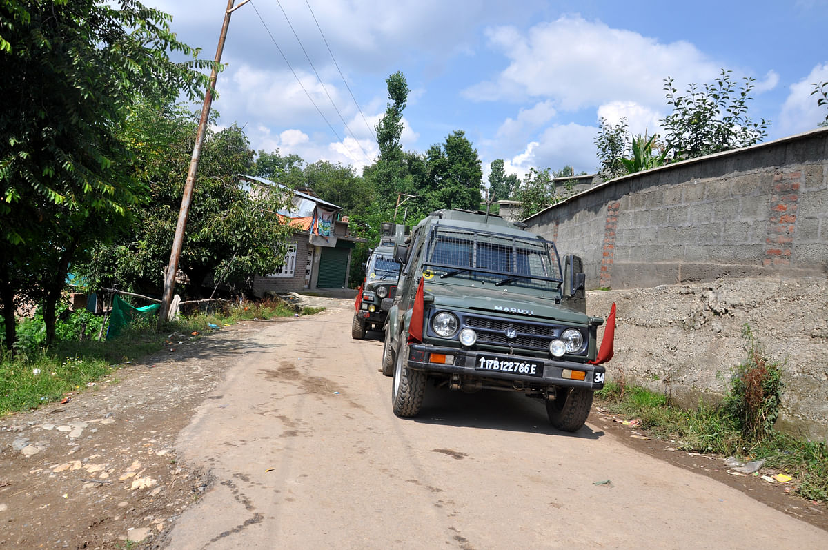 Second militant killed in Shopian gunfight affiliated with Hizb: Police
