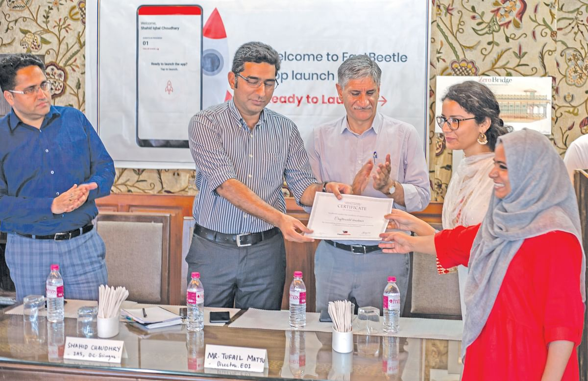Local courier service FastBeetle launches mobile app