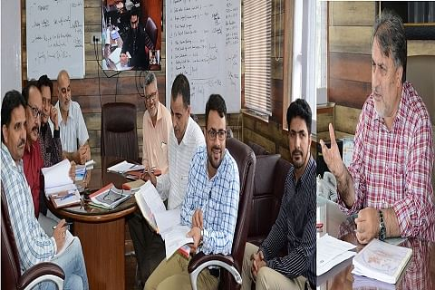 'Poultry estate will revolutionise economy of Tral'