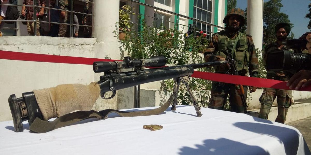 BSF ASI killed in Pakistan sniper fire in J&K's Poonch