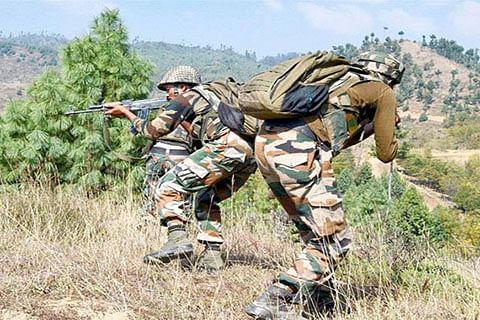 'Intruder' shot dead in 'No Man's Land' in north Kashmir's Uri