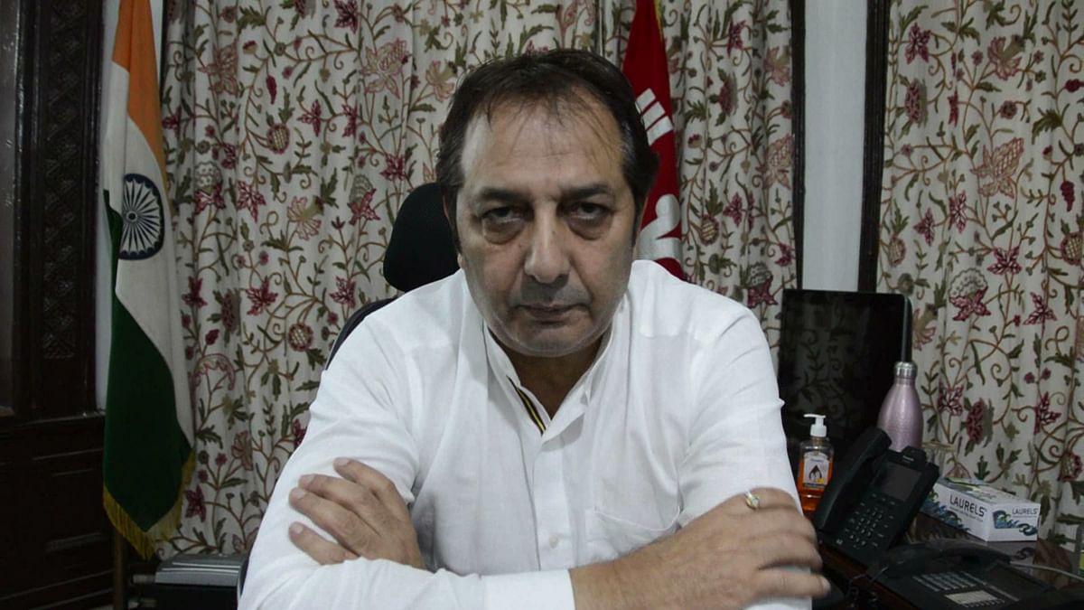 Baseer Khan relieved as advisor to J&K LG
