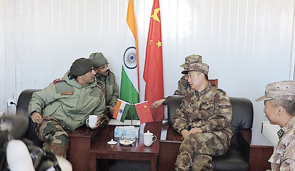 Indian, Chinese armies complete disengagement in Gogra point in eastern Ladakh