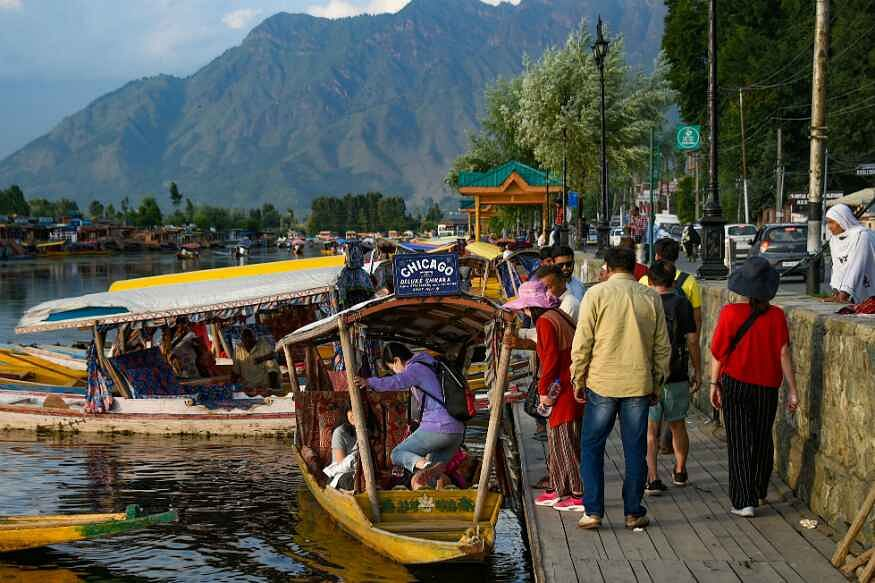 Kashmir's tourism sector on path of revival post Covid lockdown