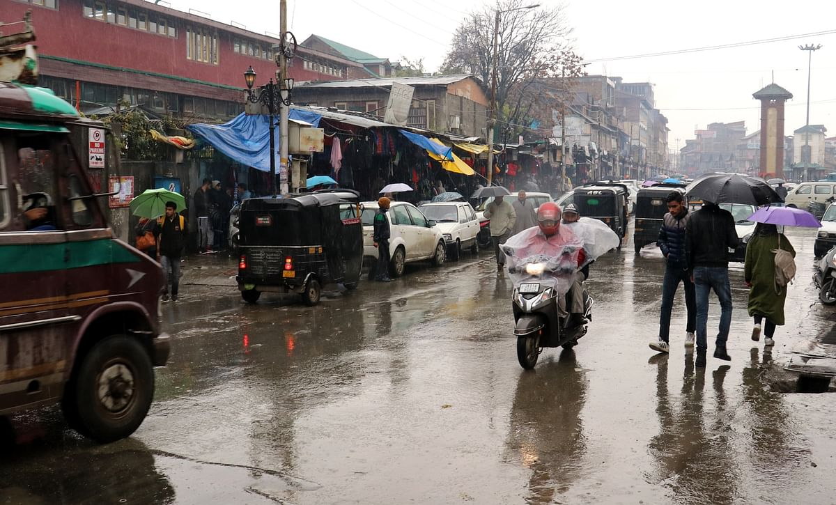 IMD predicts 'normal winter' for Jammu and Kashmir