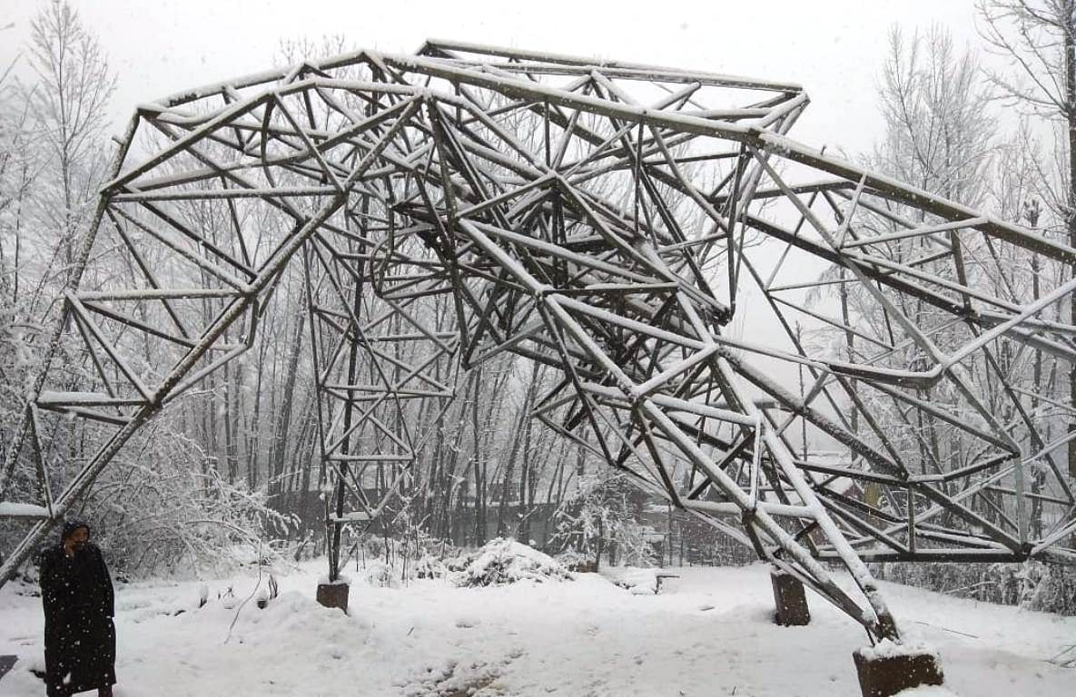 Rs 22 cr power infrastructure damaged in Nov 7 snowfall