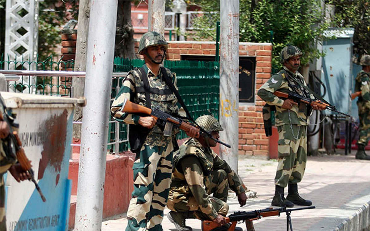 BSF to use 'counter technology' to trace militants' satellite phone calls
