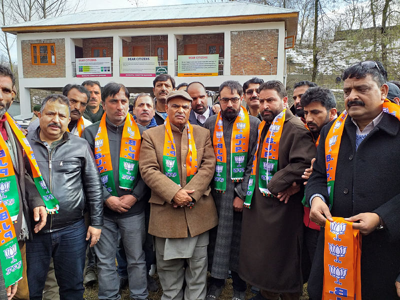 Gear up for DDC polls: BJP asks cadre