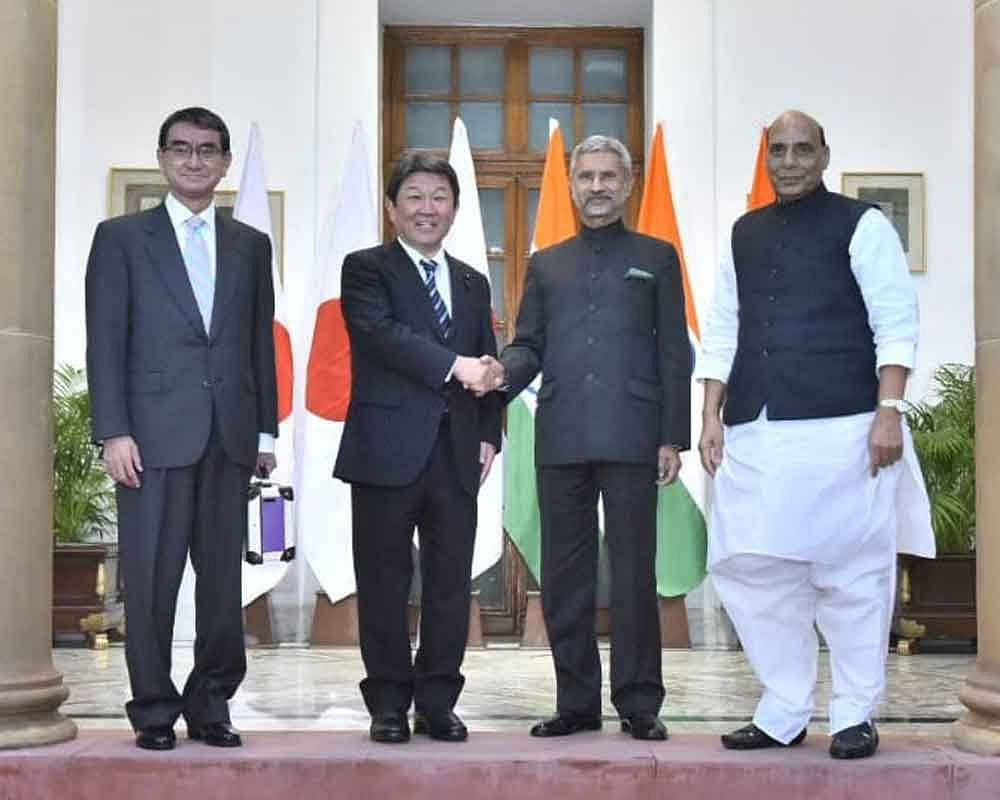 Japan hopes for peaceful resolution of Kashmir issue