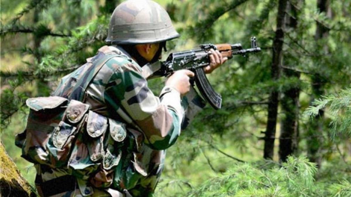 Man shot dead by BSF in No Man's Land on LoC