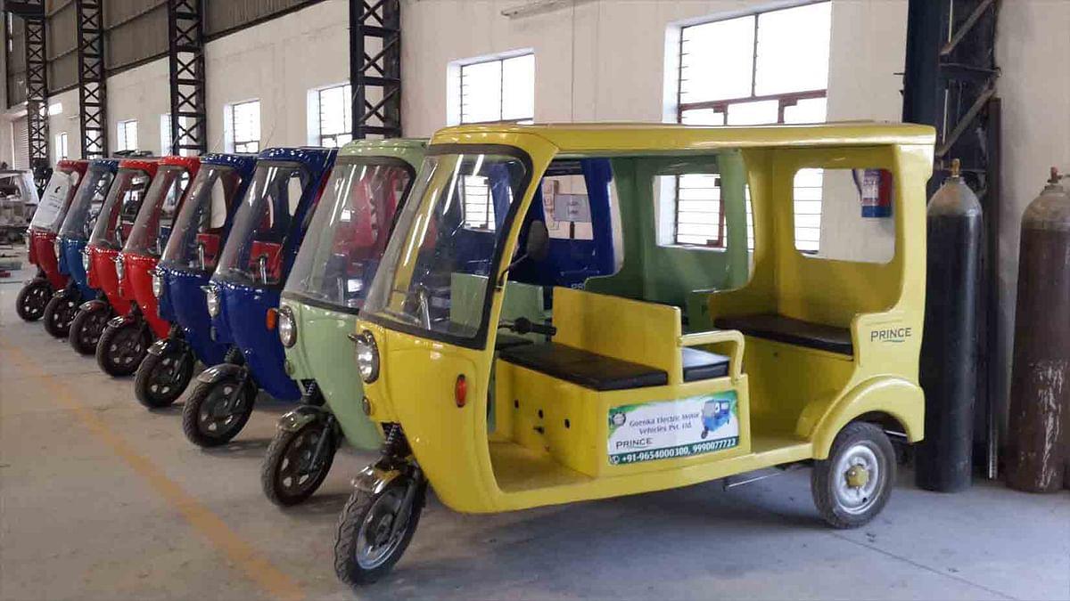 E-rickshaws to hit Srinagar roads soon