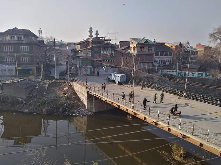 Covid-19: Curbs imposed in Srinagar parts, other Kashmir areas