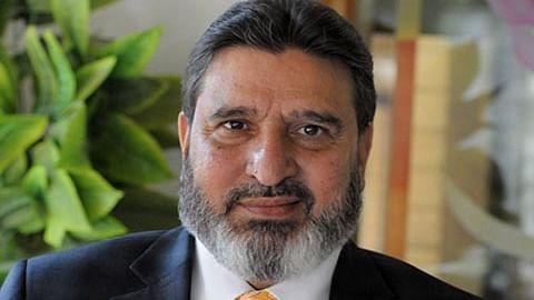Altaf Bukhari calls for resumption of political process to end alienation among people of J&K