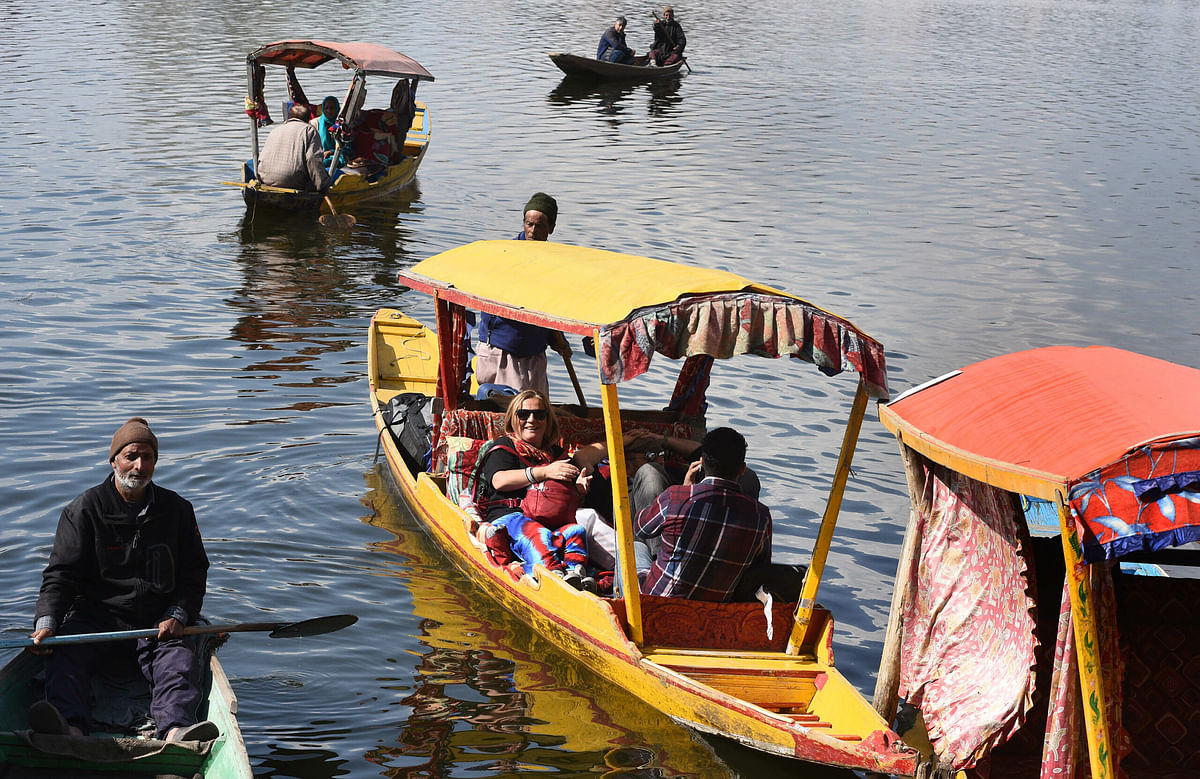 Tourism to resume partially in J&K from July 14