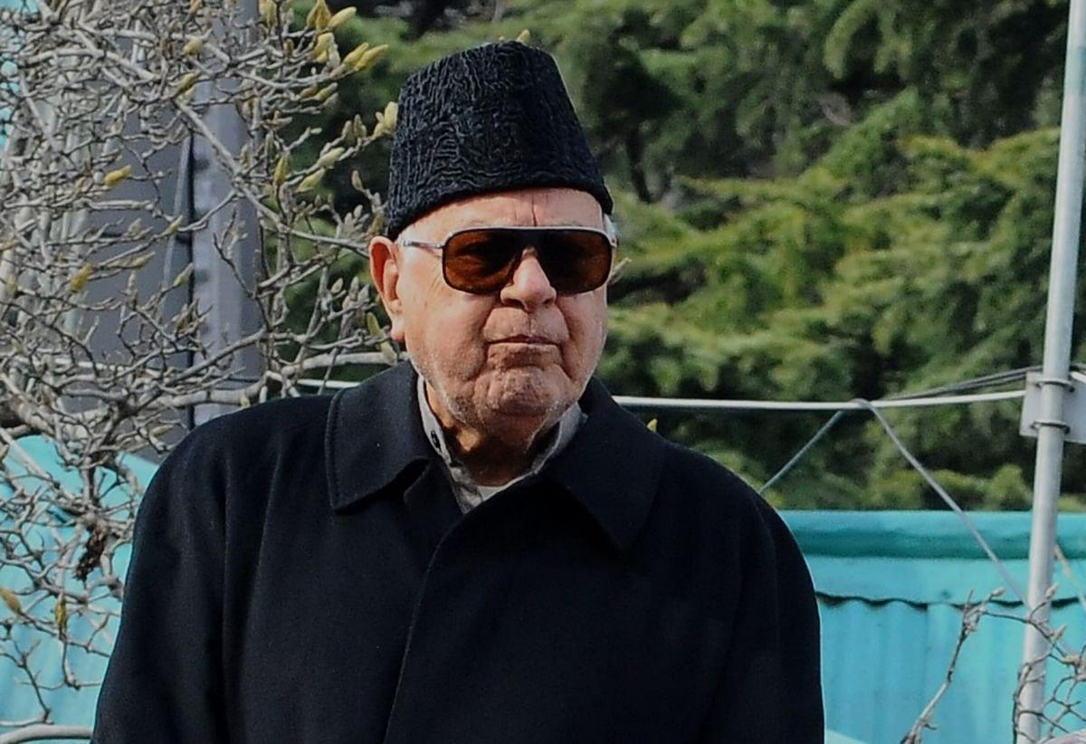 MP Farooq Abdullah reviews developmental activities in Srinagar