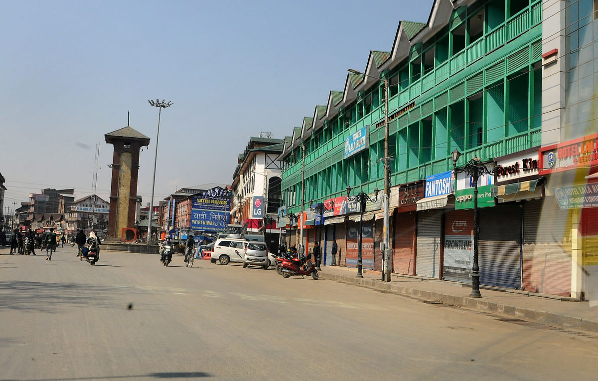 Restrictions Imposed in Srinagar after Khanyar Resident Tests Positive For Coronavirus