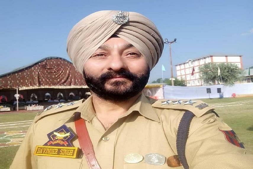 Suspended J&K DSP Davinder Singh gets bail in militancy case